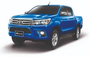 Accesorii Toyota Hilux Revo 2015+ OEM