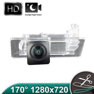 Camera marsarier HD, unghi 170 grade cu StarLight Night Vision Audi A1, A4, A5, A6, A7, Q5 - FA8277 PREMIUM