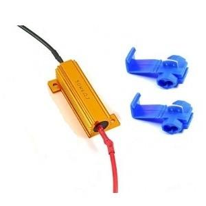 Anulator eroare - Rezistor 50W 8 Ohm PREMIUM