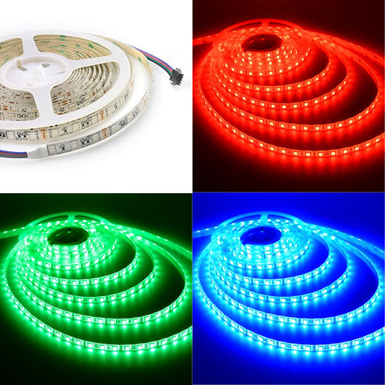 Color Changing Led Rope Lights Outdoor