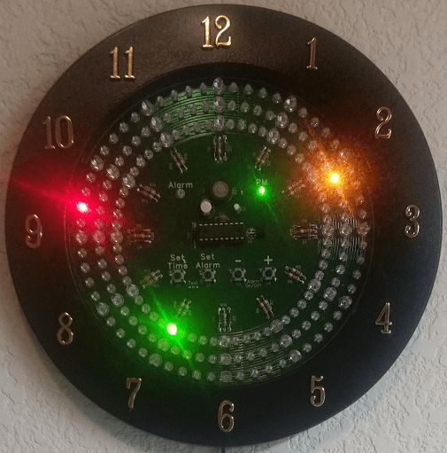 Senior Project Clock