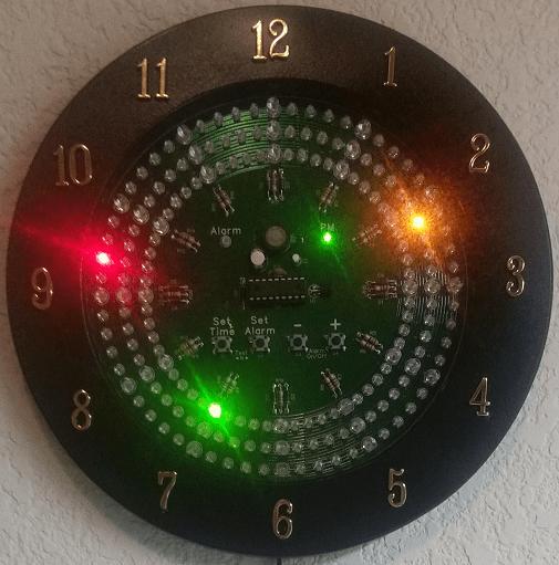 Senior Project Clock