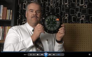 Voilà a very geeky clock