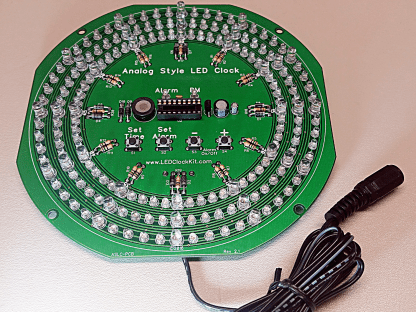"Assembled Board as provided in the ""Assembled PCB"" option of the kit"