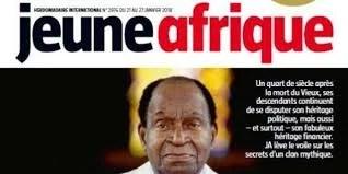 Marwane Ben Yahmed explique pourquoi Jeune Afrique fait peau neuve ledebativoirien.net
