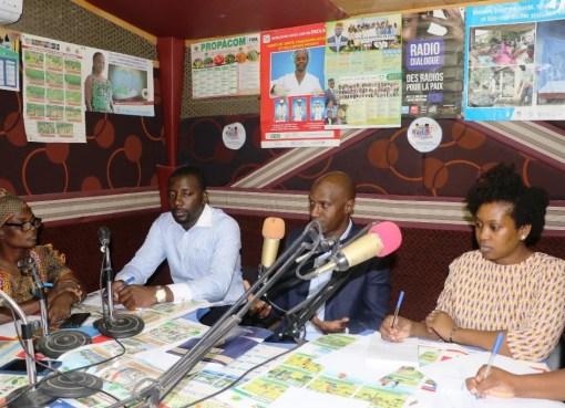 MEDAS : LE FSDP EN MISSION AUPRÈS DES RADIOS PRIVÉES NON-COMMERCIALES A L'INTERIEUR DE LA COTE D'IVOIRE LEDEBATIVOIRIEN.NET