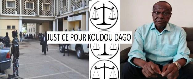 JUSTICE POUR KOUDOU DAGO LEDEBATIVOIRIEN.NET