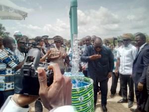 Côte d'Ivoire: enfin de l'eau potable à N'da-Akissikro ledebativoirien.net
