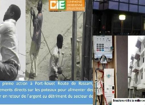 CIE CONTRE LA FRAUDE DE L'ÉLECTRICITÉ LEDEBATIVOIRIEN.NET