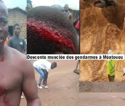 Terreur-Mine d'Ity: descente musclée des gendarmes-plusieurs blessés et des jeunes du village Méatoueu arrêtés LEDEBATIVOIRIEN.NET