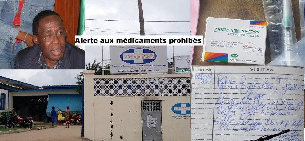 Aka Aouélé Eugène Ministre de la santé Et de l'hygiène publique LEDEBATIVOIRIEN.NET