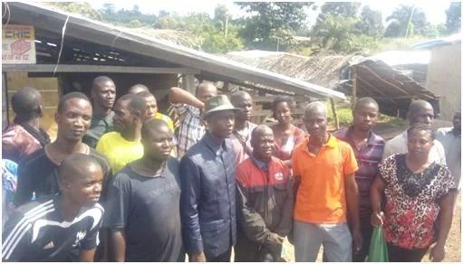 Tonkpi: Le Directeur Régional de l'artisanat Bamba Moustapha