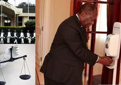 JUSTICE COUR AFRICAINE ALASSANE OUATTARA ET SORO LEDEBATIVOIRIEN.NET