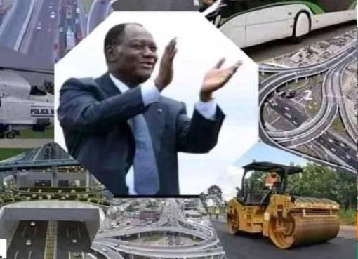 Endettement de la Cote d'ivoire Karim Ouattara explique LEDEBATIVOIRIEN.NET