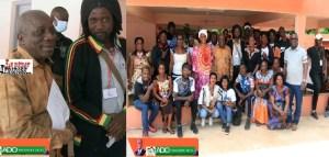 Artistes du Tonkpi avec FLINDE ALBERT pour Ouattara LEDEBATIVOIRIEN.NET