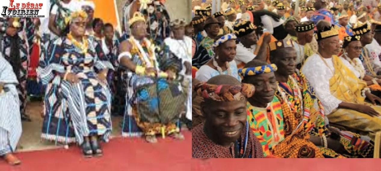 crise ivoirienne chefs traditionnels chassés chez Bédié LEDEBATIVOIRIEN.NET