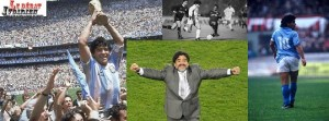 Diego Maradona-«dieu» du football, est mort: un «phénomène» individuel qui a sublimé des équipes moyennes LEDEBATIVOIRIEN.NET