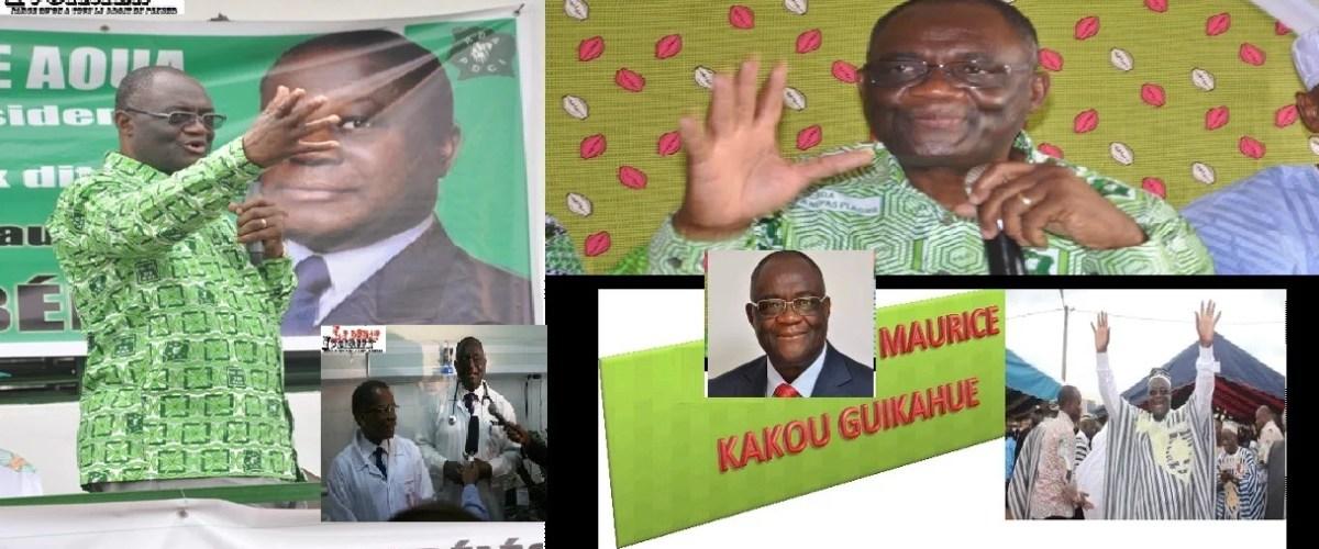Urgent-PDCI: Kakou Guikahué ²au combat pour la survi du PDCI et les libertés en Cote d'Ivoire LEDEBATIVOIRIEN.NET