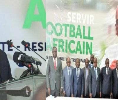 élections à la CAF: Jacques Anouma, la rage d'une grande expérience LEDEBATIVOIRIEN.NET