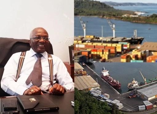 7ème édition du grand prix des transports-le Port de San Pedro arrache le prix de l'Autorité portuaire de la décennie son DG Hilaire Marcel Lamizana LEDEBATIVOIRIEN.NET