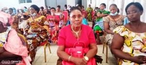 Les femmes vivrières au cœur du social: Goly Lou Yvonne et l'Union des commerçants du nouveau marché la paix parle ledebativoirien.net