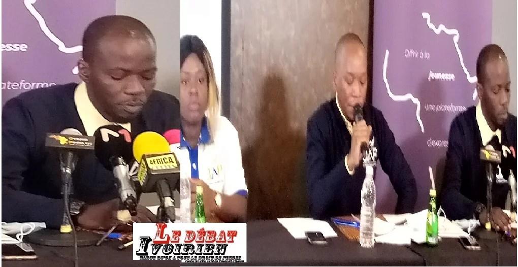 La jeunesse africaine au pouvoir: Mbaya N'Guessan conçoit un réseau numérique d'intégration ledebativoirien.net