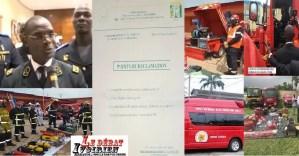 Urgent-ONPC-soulèvement imminente des Pompiers Civils : pourquoi le ministre Vagondo Diomandé ruse-t-il avec la bonne initiative du président Ouattara pour sauver les vies des populations rurales LEDEBATIVOIRIEN.NET