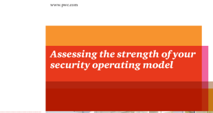 PWC - Title - Assessing the strengh of your security operating model