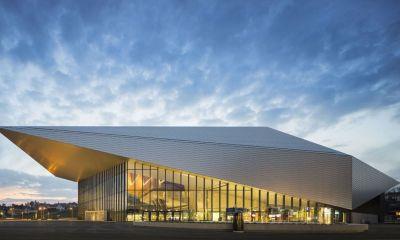 Swisstech Convention Center by Richter-Dahl-Rocha-Associees-architectes