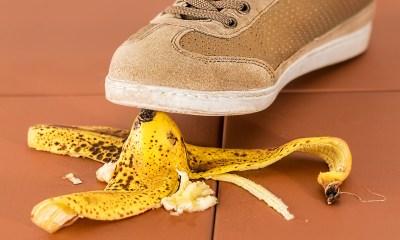 banane glissage risque