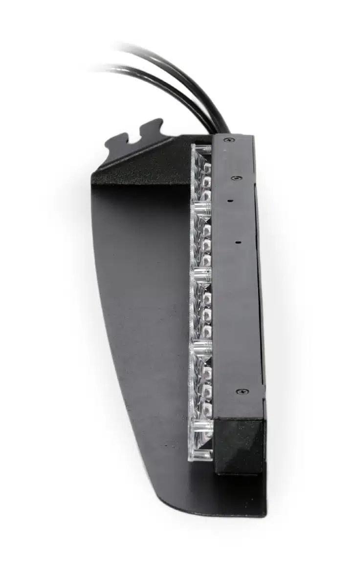 Black Hawk 4 Tir 3 Watt Interior Visor Led Light Bar Led