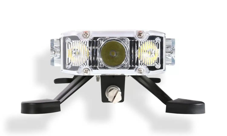 Condor Tir Dual Color Emergency 3 Watt Led Light Bar 48in