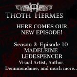 A chat with Thoth-Hermes podcast
