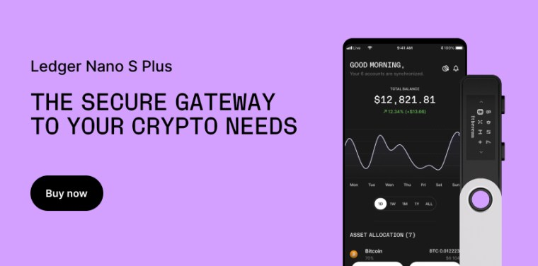 Ledger - Crypto Beginners Pack