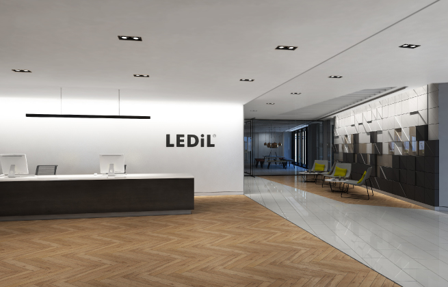 four office lighting concept examples