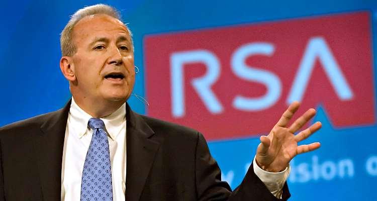 Le président de RSA, Arthur Coviello, ne souhaite pas s'exprimer