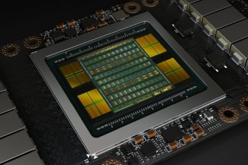 Accélérateur GPU NVIDIA Tesla V100