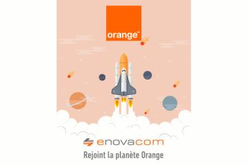 Orange Business Services renforce son leadership dans le domaine de la e-santé avec l'acquisition d'Enovacom