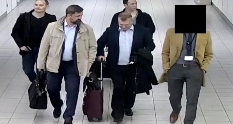 Quatre espions expulsés des Pays-Bas