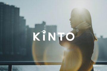 KINTO, nouvelle marque de Toyota dédiée aux services de mobilité