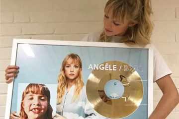 Brol d'Angèle, num&ro un des ventes 2019 d'albums en France