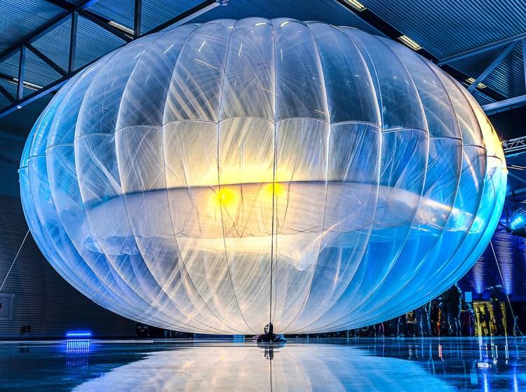 Ballon Google Loon