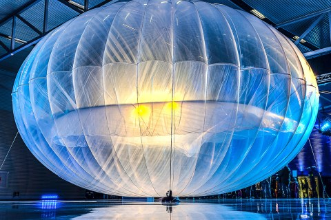 Ballon Google Loon