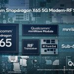 Modem 5G Qualcomm SnapDragon X65
