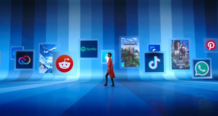 Illustration du Microsoft Store