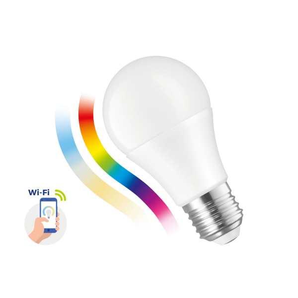 Smart Home Starterset / E27 9W white RGB