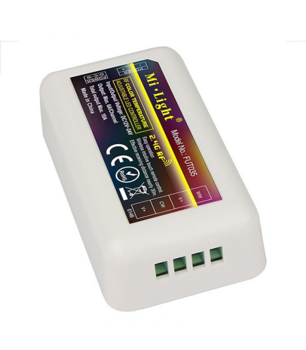 Funk Controller Dimmer programmierbar 12-24V