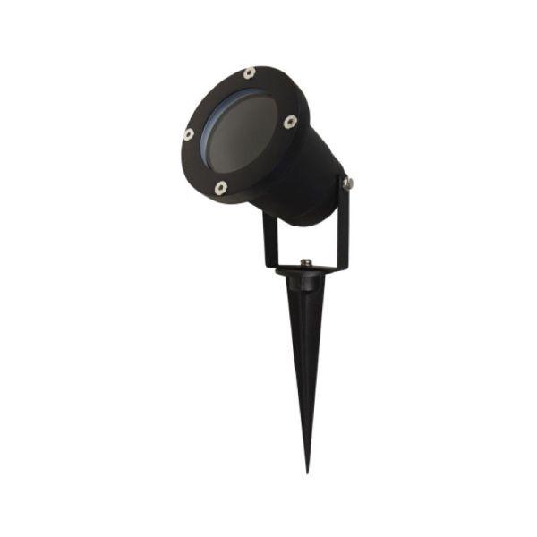 Gartenleuchte McShine 1m Kabel & Erdspieß IP65