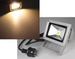 10W LED Fluter warmweiss