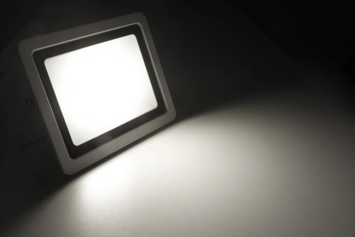 LED Scheinwerfer neutralweiss